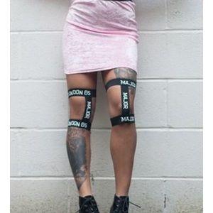 Candie's Velvet Skirt